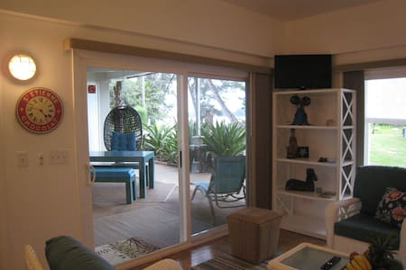 NEW! Romantic Studio by the Sea #1 - Anahola - Apartment
