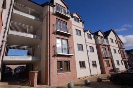 Riverview apartments, City centre - Inverness - Apartment