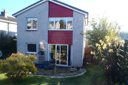 Stunning Views - quiet family home - Dunblane - Casa