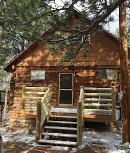 Rocky Mountain Cabin - Florissant - Chalet