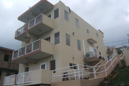 Two guest villa with a great view - Culebra - Villa