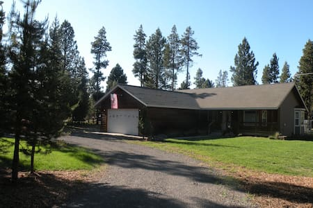 LaPine Cozy Cabin,Fishing, Hiking,  - Cottage