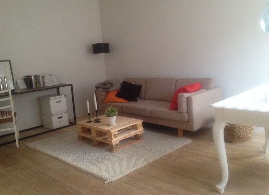 Apartment for rent in Frederiksberg