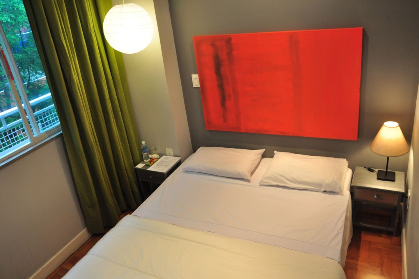 Double Bed in Private Room