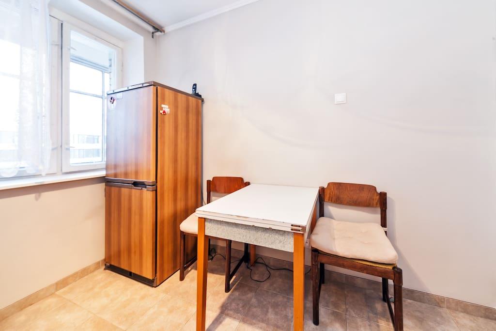 1 room flat - Moscow, Park Kulturi