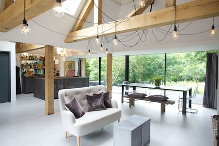 Contemporary dog friendly eco house in Kent - Dom
