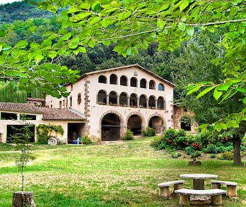 Ancient Catalan farmhouse. Moles. PG-18 - Apartamento
