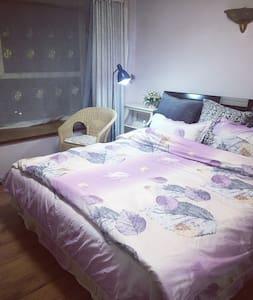 西直门 交大 大床房 Cozy home nearby XiZhiMen - Beijing - Apartemen