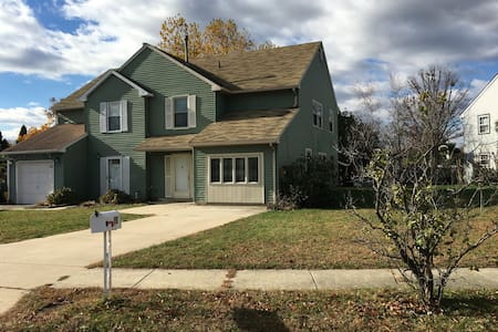 Nice Quiet Cozy Home close to everything - Voorhees Township - Αρχοντικό