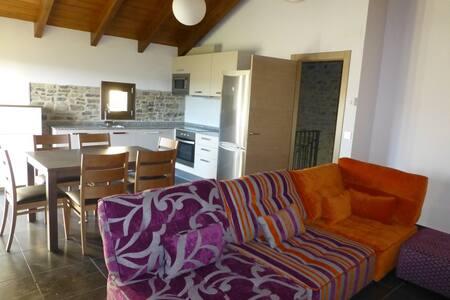 Casa rural de 2 habitaciones  - Talo