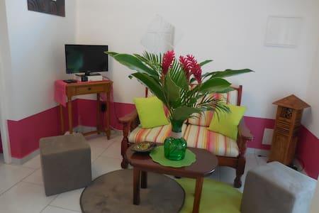 La Rosa Verde : Jolie petite maison, proche plage - Hus