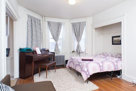 Fenway park in view! Boston Studio - Boston - Apartment