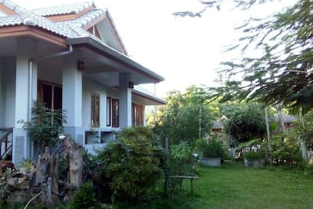 1. Your second home in Chiangmai - Talo