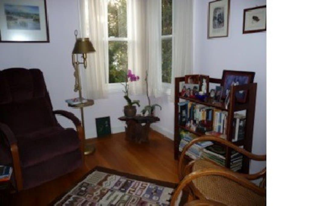 Sitting/Reading Room