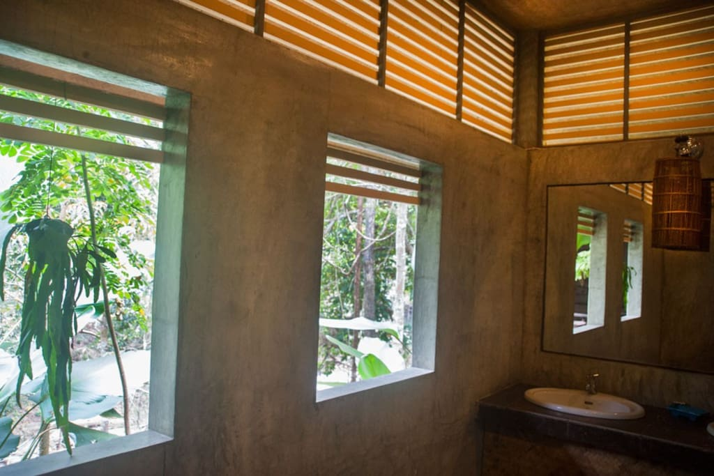 Private bathroom located just across from your room.