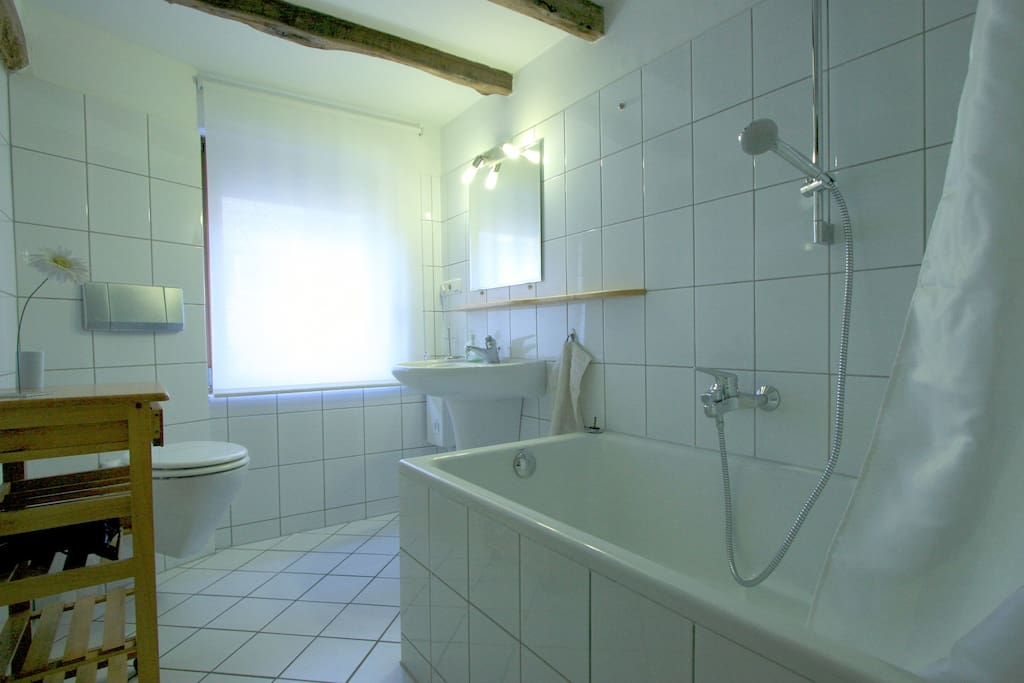 Entspannung mit Wannenbad - Have a bath and relax