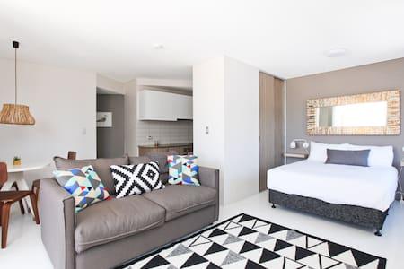 Brand new designer studio apartment