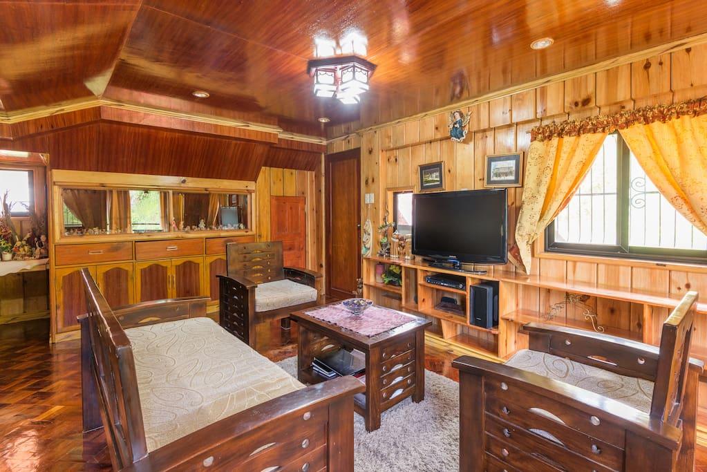 Honeymoon Suite apartment at Tiptop