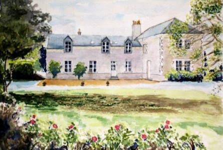 Grande maison familiale  campagne - Dolus-le-Sec - Huis