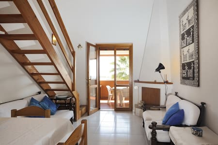 Lovely  panoramic flat to the beach - Costa Rei
