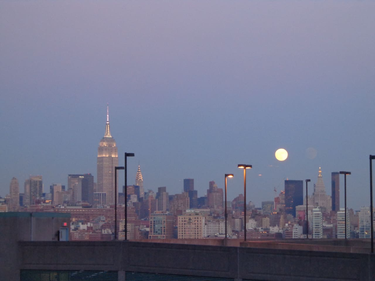 Amazing Views of Manhattan