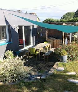 maison de campagne pour vacances cocooning! - Pommeret - House