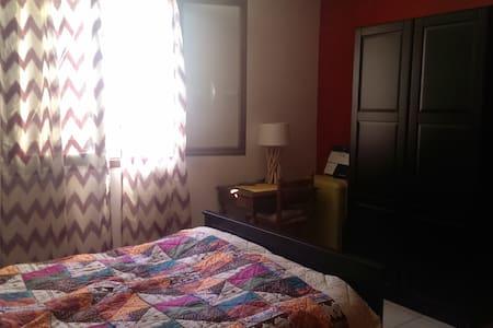 Chambre privée avec sdb dans maison - Haus