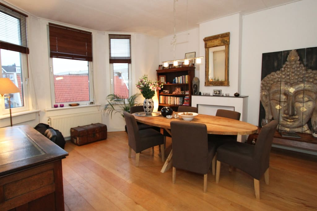 Our spacious livingroom
