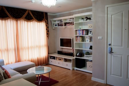 Wow! Decorated 1 BR high-rise apt. - Nonthaburi