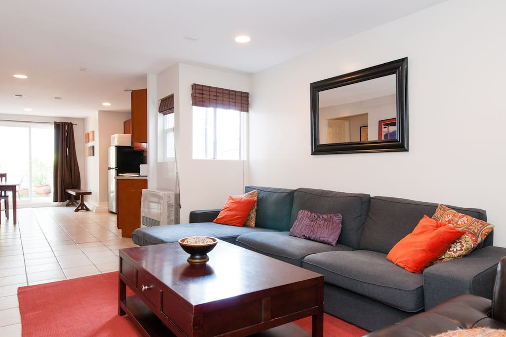 Cute Private 2Br Apt in the Mission