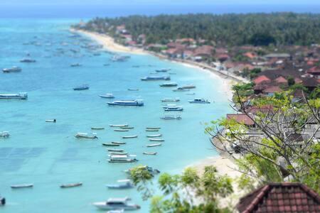 Lembongan Aqua Villas Villa Chantique 1bdrm/pool - Nusapenida - Villa