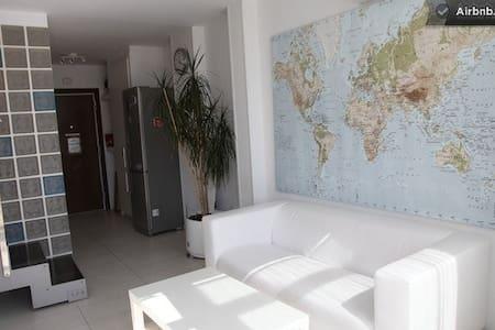 Beautiful Prívate Room2 - Madri - Apartamento