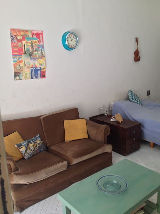 Huge Studio 43mt Downtown IT