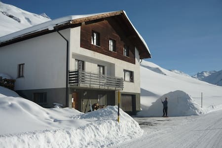 Rooms at St Gall's Alpine Retreat 1 - Haus