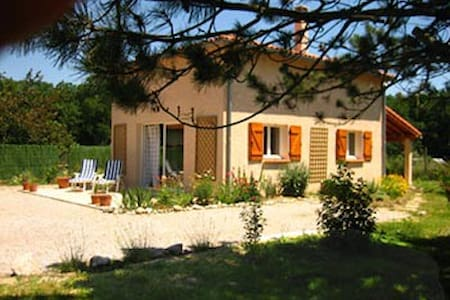 Lavaur gite for 4 in the Tarn. 3 star Clevacances - Ambres - House
