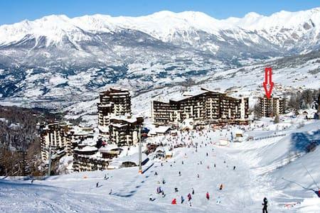 Flat directly on the ski slopes! - Les Orres