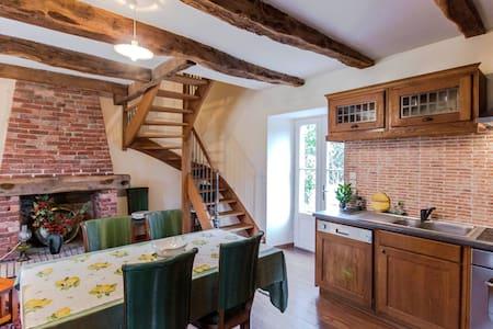 Gîte Le Valet - 2 ch. tout confort - House