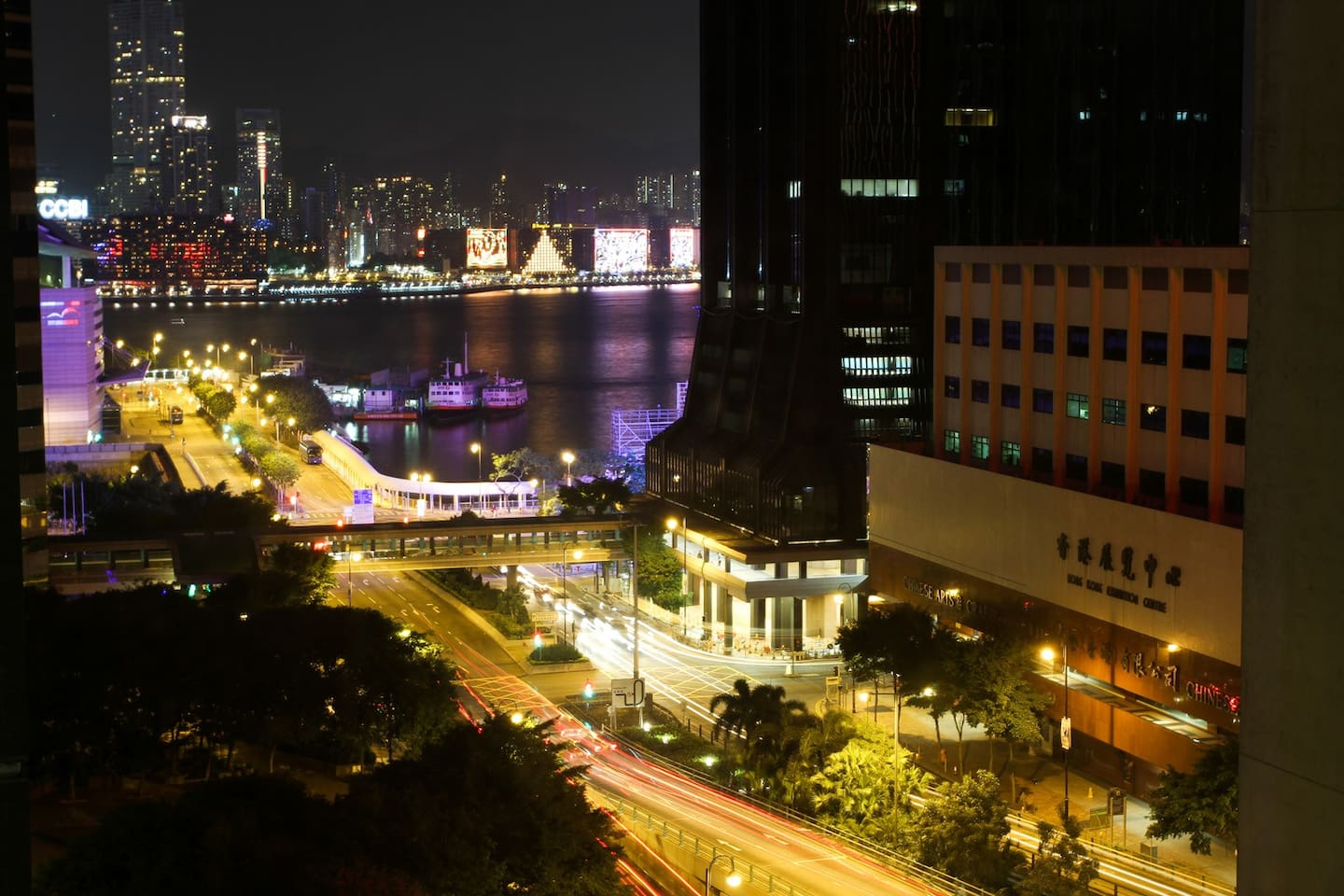 Stunning Harbour View in Wan Chai