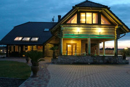 """Wood Villa"" holiday home/ cottage  - Villa"