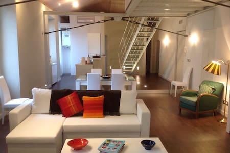 Luxurious & spacious downtown loft - Imperia