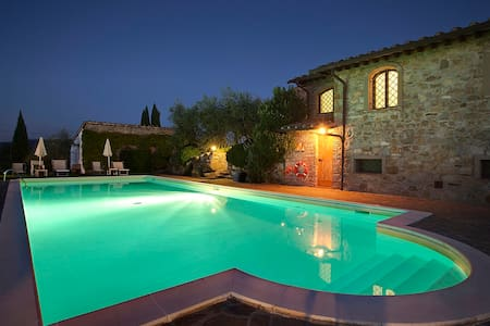 Country house 9 kms to Florence - La Presura