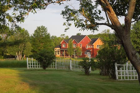 Bucolic retreat 90 min from NYC - Bed & Breakfast