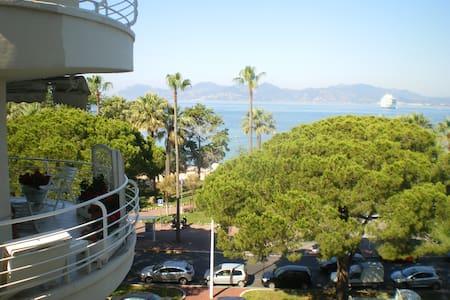 Cannes Croisette Palm beach - Cannes - Appartement