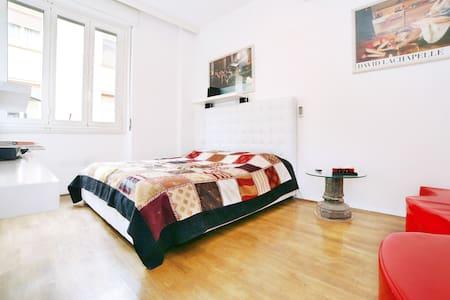 PONTE  VECCHIO 20mt  luxury studio  - Apartment