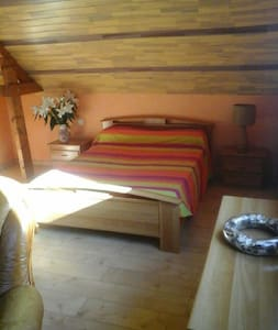 LOCATION CHAMBRE MEUBLEE INDEPENDANTE TOUT COMPRIS - Bed & Breakfast