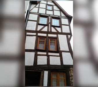 Zentral in der Oberstadt - Daire
