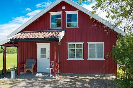 Praktisk leilighet på økogård - Drøbak - Apartamento