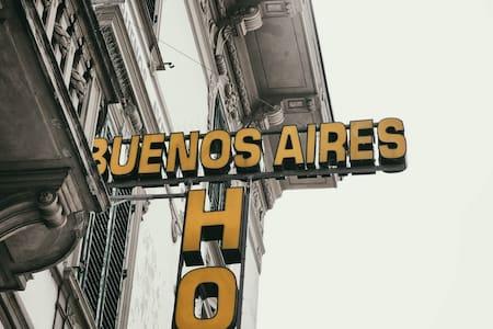 Buenos Aires Hotel B&B - Montecatini Terme