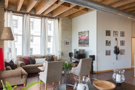 AMAZING LOFT/HISTORIC 3RD WARD - Loft