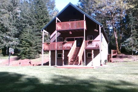 Relaxing Fall Creek Vacation Rental - Casa